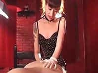 Cute Mistress Pegging
