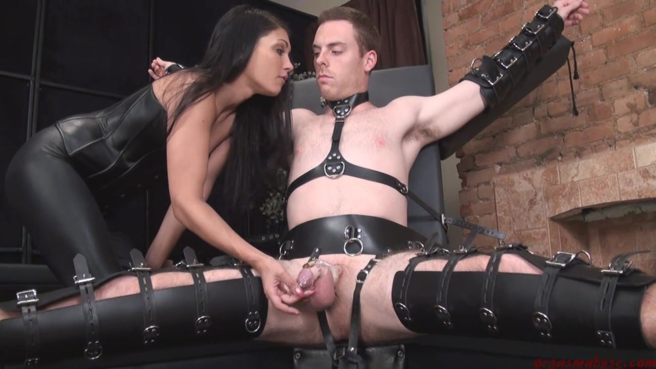 Teen Bondage Orgasm Punishment