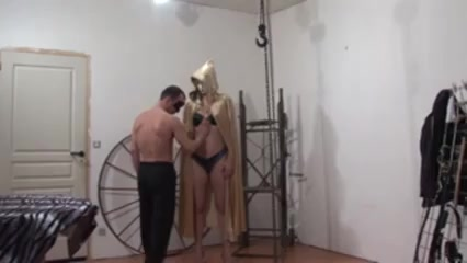 French Slave Torment