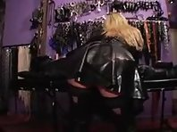 Tease in Rubber body bag