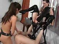 Kinky dominant women