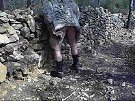 Outdoor - German Pervert Femdom