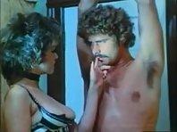Kinky Vintage Femdom Punishment