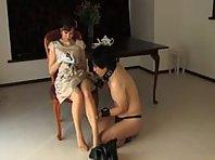 Japanese Femdom - Goddess Love