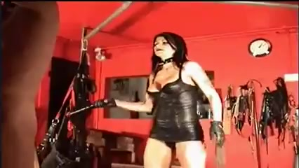 Mistress Dometria Delivering 100 Lashes