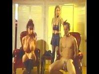 Summer Cummings and Mistress Skye Blue