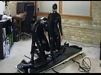 Femdom Rubber Domination