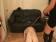 Female Domination - Hardcore Whipping