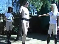 English Femdom - Ponyboy Punishment