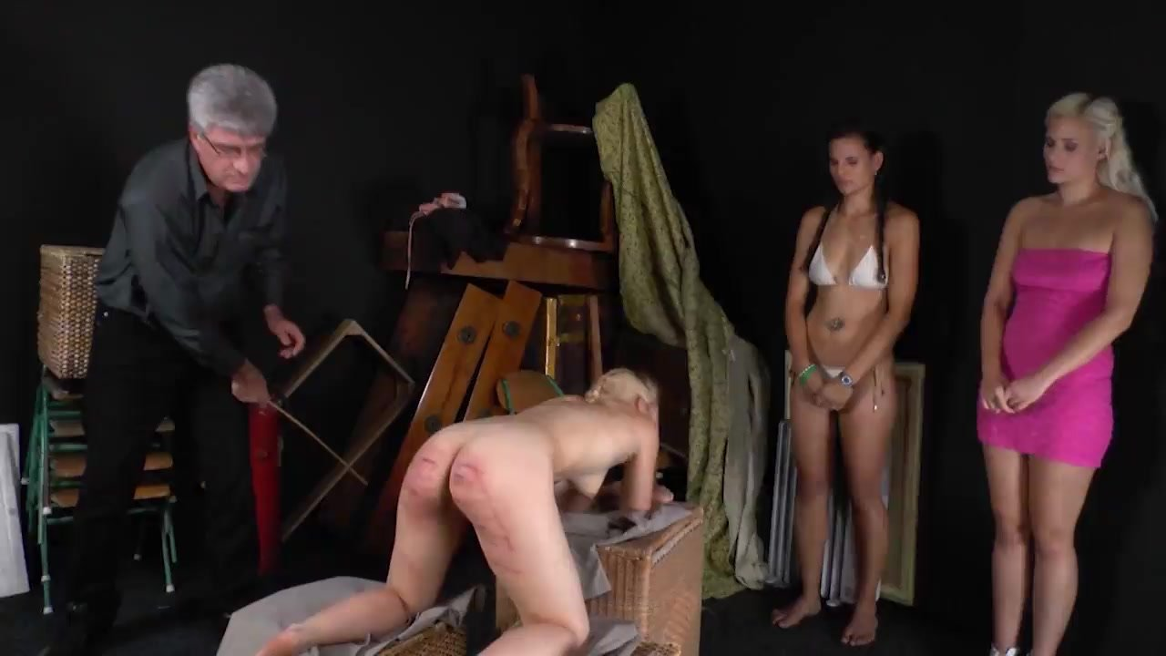 Sentenced to Corporal Punishment