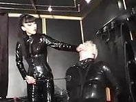 Femdom Breath Play and CBT