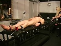 Mistress teases and Dominates