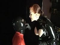 Extreme Rubber Femdom
