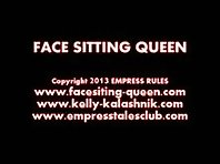 Femdom Face Sitting Queen