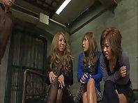 Japanese Femdom Ass Torture