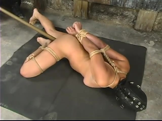 Jenni Lee and Maya - Early Hogtied