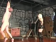 Screaming Male Slave
