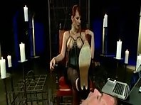 Long Female Domination Video - Redhead Mistress
