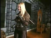 Torturous slow caning - Femdom