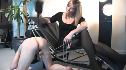 CBT and Milking The Slave