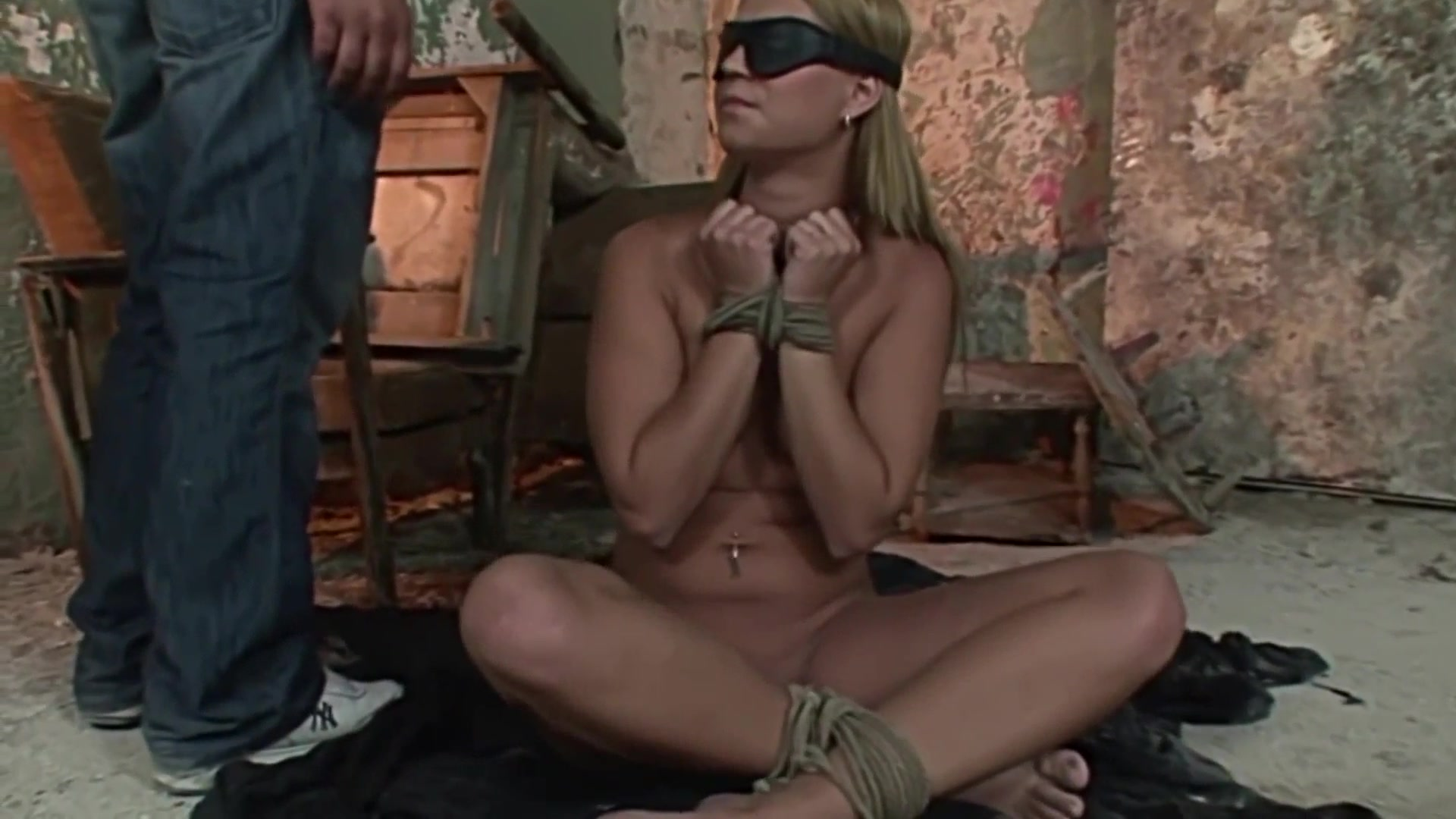 Tied And Humiliated Linda