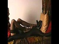 German Homemade Femdom BDSM