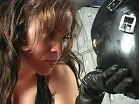 Extreme Femdom - Mistress Cheyenne Destroys her slave