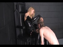 Mistress Eleise and her Fuck Toy