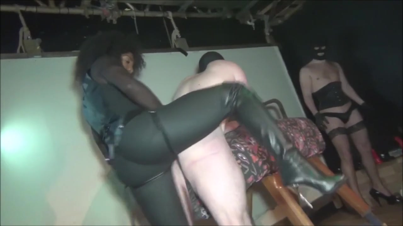 Interracial Homemade Pegging