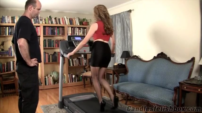 Training Slut in High Heels