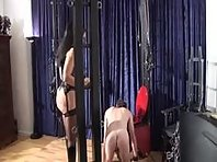 Deutsch BDSM - Mistress Silvia Punishment