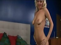 Blonde femdom