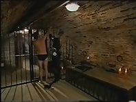 Femdom Punishment in the dungeon