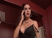 Hot mature mistress angela d 039 angelo banged hard in boots