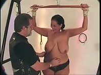 Tit and Pussy Punishment