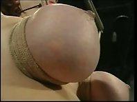 Big boobs in Bondage
