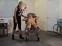Tickle torture treatment
