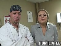 Velicity Von - Humiliated and roughed up