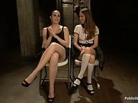 Riley Reid and Chanel Preston Disgraced