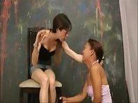 Humiliation - Nasty Lesbian Mistress