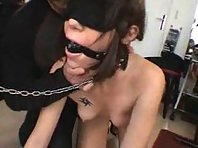 French slavegirl used and humiliated