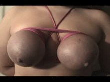 Extreme BBW Tit And Pussy Tormenting